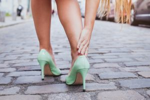 Controlling Foot Blisters